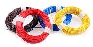 Медни кабели - Комплект от четири кабела - макет