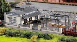 Фабрика за дървени кутии - Gerlacher Crate & Lumber Co. - макет