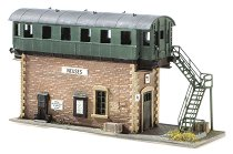 Стара контролна кула - Сглобяем модел -