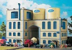 Фабрика за производство на газирана вода - макет