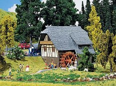 Малка къща в Шварцвалд - Сглобяем модел - макет