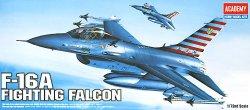 Военен самолет - Fighting Falcon F-16A - Сглобяем авиомодел -