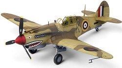 Военен самолет - Tomahawk P-40C - макет