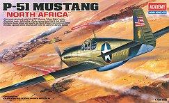 Военен самолет - Mustang P-51 - Сглобяем авиомодел -