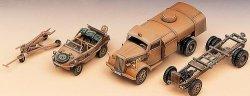 Военни превозни средства - Сглобяеми модели -