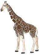Жираф - Фигура от серията Диви животни - количка