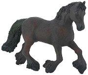 Черна кобила - Фигура от серията Коне - фигура