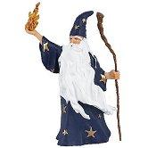 Магьосник Мерлин - Фигура от серията Герои от приказки и легенди - фигура