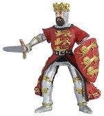"""Крал Ричард - Фигура от серията """"Герои от приказки и легенди"""" -"""