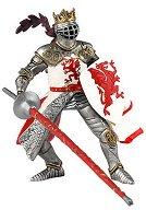 Рицарят на Червения дракон - Фигура от серията Рицари - играчка
