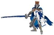 Рицарят на Синия дракон - Фигура от серията Рицари - играчка