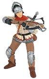 Войник с арбалет - Фигура от серията Рицари - фигура