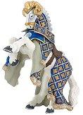 Конят на рицар Овен - Фигура от серията Рицари - фигура
