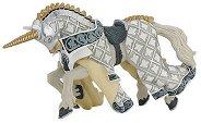 Конят на рицар Еднорог - Фигура от серията Рицари -