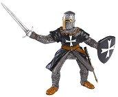 """Рицар с меч - Хоспиталиер - Фигура от серията """"Рицари"""" -"""