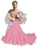 Фея с лилия - Фигура от серията Герои от приказки и легенди - играчка