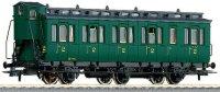 Пътнически вагон - Втора класа -