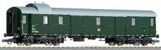Пощенски вагон - ЖП модел -