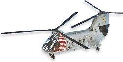 Хеликоптер - CH/HH-46D Sea Knight - Сглобяем авиомодел -