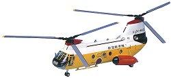 Военен хеликоптер - KV-107-II-5 J.A.S.D.F. - Сглобяем авиомодел -
