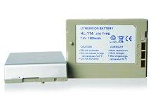 Батерия HL-114 - Аналог на JVC BN-V114U -