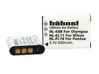 Батерия HL-60B / HL-EL11 / HL-PL78 - Аналог на Olympus LI-60B, Nikon EN-EL11, Pentax D-LI78 -
