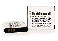 Батерия HL-50B / HL-PL92 / HL-DB100 - Аналог на Olympus LI-50B, Pentax D-LI92, Ricoh DB-100 -