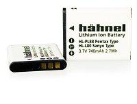 Батерия HL-PL88 / HL-L80 - Аналог на Pentax D-LI88, Sanyo DB-L80 -