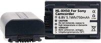 Батерия HL-XH50 - Аналог на Sony NP-FH50 -