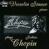 Веселин Станев - пиано - Chopin - албум