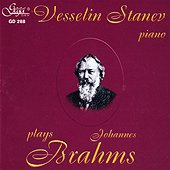 Веселин Станев - пиано - Brahms -
