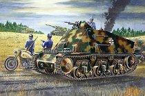 Танк - 38H - Сглобяем модел -