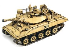 Танк - M551 Sheridan - Сглобяем модел -