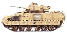 Танк - M2A2 Bradley O.I.F. - Сглобяем модел -