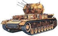 Противъздушно оръдие - Flakpanzer IV - Сглобяем модел - макет