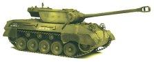 Противотанково оръдие - M18 - Сглобяем модел -