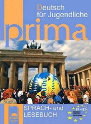 Prima B1 - B2: учебник по немски език за 9. клас - Димитрина Гергова -