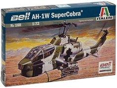 Военен хеликоптер - AH-1W Super Cobra - Сглобяем авиомодел -
