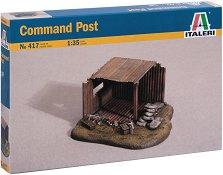 Военен команден пост - макет