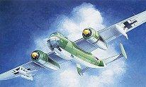 Бомбардировач - Dornier Do 217 E-3/4/5 - Сглобяем авиомодел -