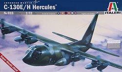 Военен самолет - C-130 Hercules E/H - Сглобяем авиомодел -