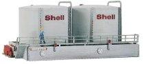 Резервоари за гориво - Shell - Сглобяем модел - макет