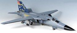 Военен самолет - Royal Australian Air Force F-111C - Сглобяем авиомодел -
