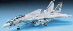 Изстребител - Tomcat F-14 - Сглобяем авиомодел -