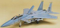 Военен изтребител - F-15C/D Eagle - Сглобяем авиомодел -