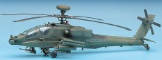 Военен хеликоптер - AH-64A Apache -