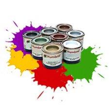 Емайлна боя - сатенен ефект - Боичка за оцветяване на модели и макети - фигури