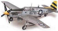 Военен самолет - P-51C Mustang - макет