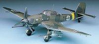Бомбардировач - Junkers Ju 87G Stuka - Сглобяем авиомодел - макет