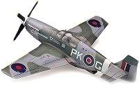 Военен самолет - P-51B Mustang -
